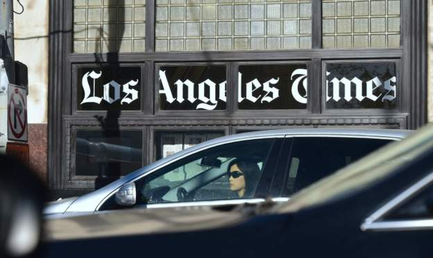 South African-born billionaire buys LA Times