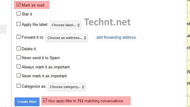 هذه الطريقة ستجعل بها جميع رسائل بريدك مقروءة