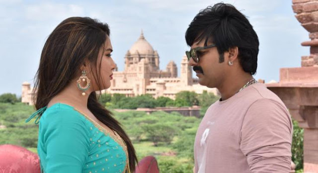 Pawan Singh and Amrapali Dubey's Film 'Sher Singh' will be shoot in Bangkok