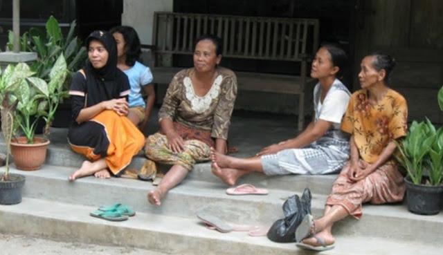 Desa Wadon yang Penuh Wanita Tapi Ditakuti Pria
