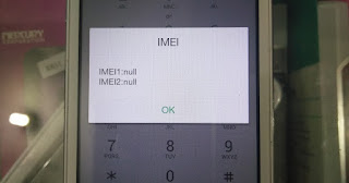 Cara Mengatasi Imei Tidak Valid Pada Android