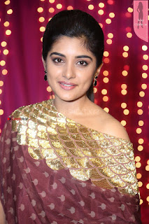 Niveda Thomas Looks Super cute at Zee Telugu Apasara Awards 2017 04