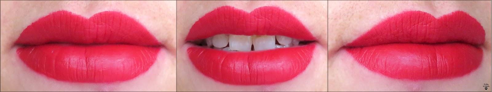 """Ultra Matte Liquid Lipstick """"Les Chocolats"""" - 864 Tasty Ruby - L'Oréal"""