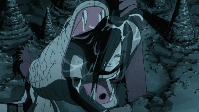 pedang kusanagi orochimaru