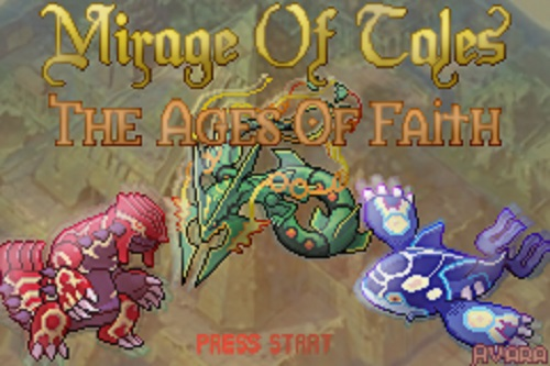 Mirage Of Tales: The Ages Of Faith