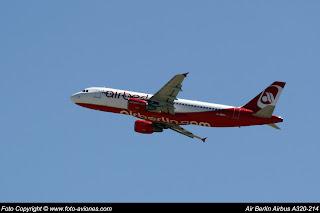 AVIÓN AIRBUS A320 D-ABNH