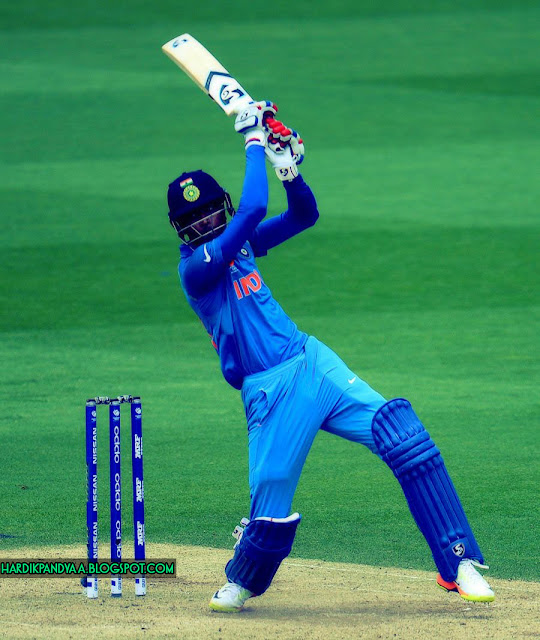 Hardik Pandya Odi Match Photos And Pics