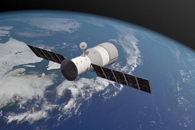 Η πτώση στη γη κινεζικού δορυφόρου είναι θέμα ωρών (βίντεο)