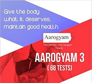 Thyrocare Aarogyam 3 Profile