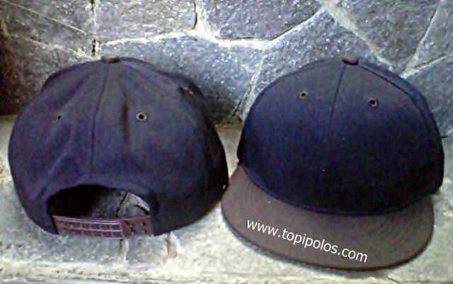 Topi Snapback Hitam Polos 49062  abb4532ccb