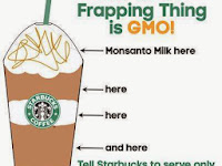 The whole Frapping Thing Is GMO