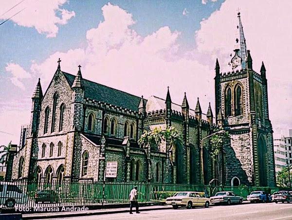 Catedral da Santíssima Trindade, Port of Spain, Trinidad e Tobago