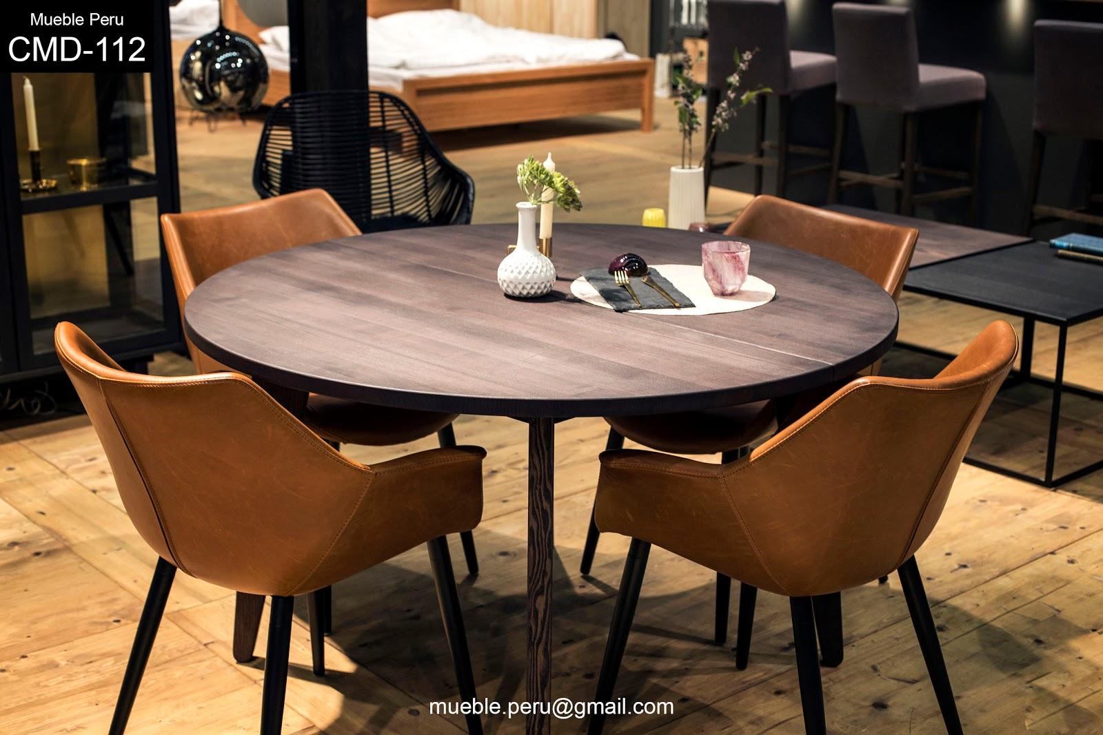 Muebles de sala un elegante comedor ideal para tu hogar - Muebles sala comedor ...