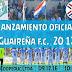 Lanzamiento Oficial de Guaireña Fútbol Club y también podes ser Socio Fundador!