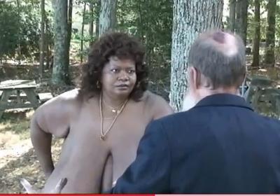 The heaviest breast