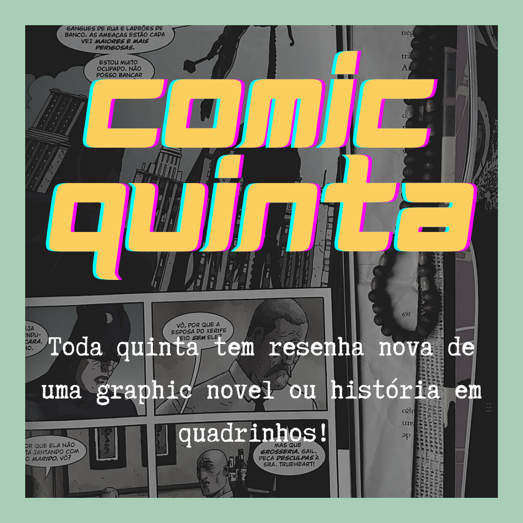 HQ'S e Graphic Novels
