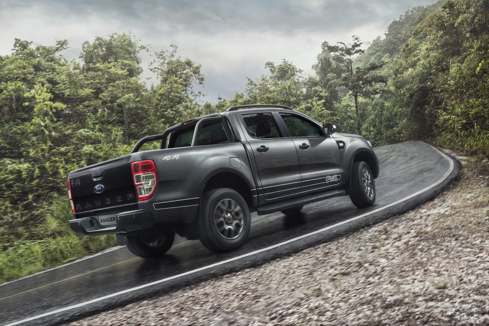 The ranger fx4 also features advanced technologies to enhance the driving experience ford s sync in car connectivity system makes it easier than ever for
