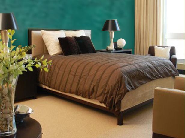 turquoise walls bedroom native home garden design. Black Bedroom Furniture Sets. Home Design Ideas