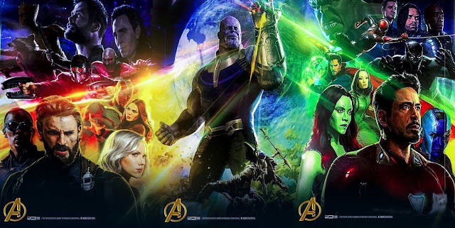 Avengers Vingadores Guerra Infinita trailer