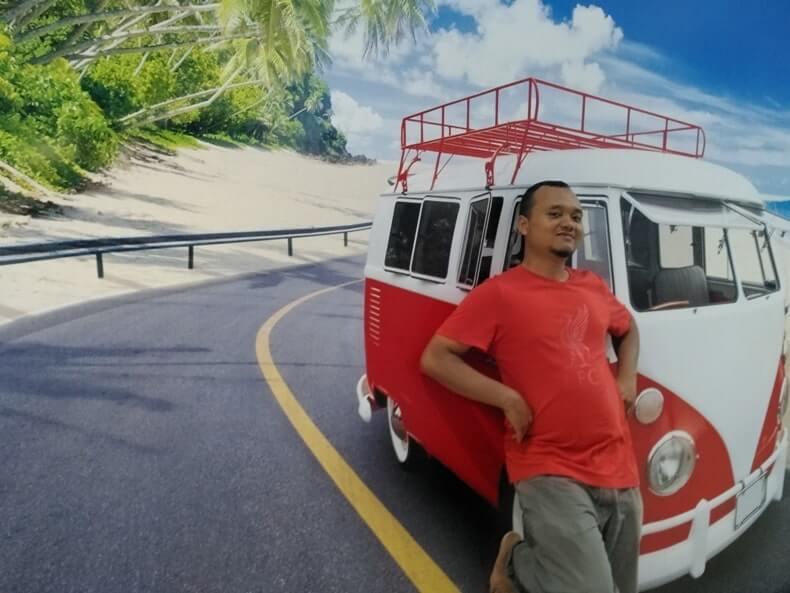 g'art studio tempat wisata kekinian di palembang