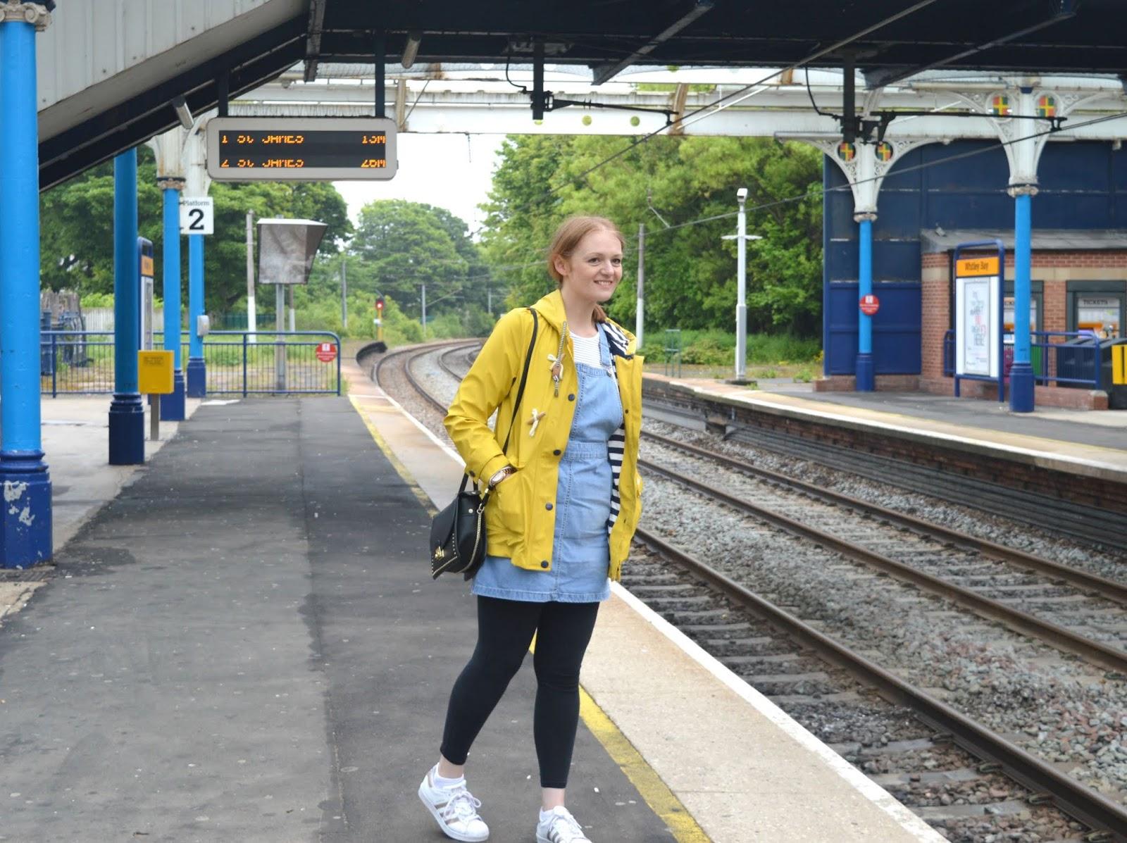 Walking North Tyneside with Tyne & Wear Metro