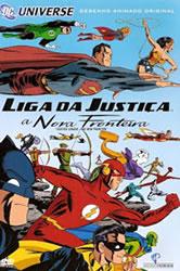 Liga da Justiça: A Nova Fronteira – Dublado