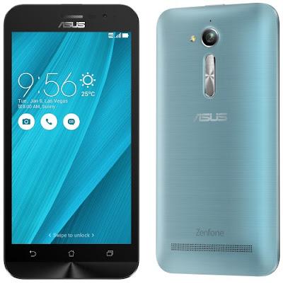 Spesifikasi Asus Zenfone Go ZB500KL
