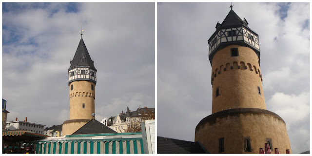 Bockheimer Warte Frankfurt