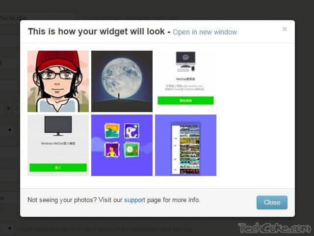 [外掛] SnapWidget 幫網站安裝嵌入製作 instagram 照片牆_102