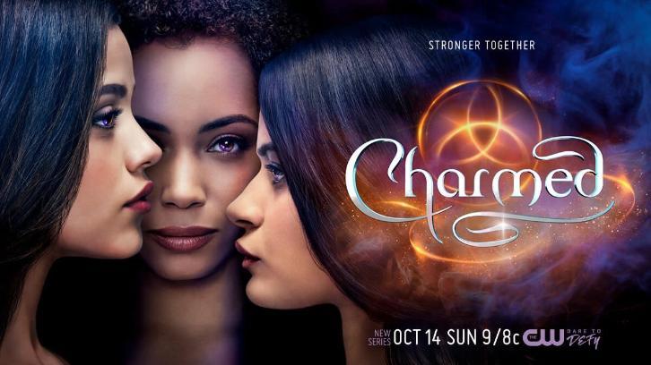 Charmed promos cast promotional photos featurette key art altavistaventures Images