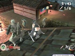 Download Tenchu - Shinobi Taizen Japan Game PSP for Android - www.pollogames.com