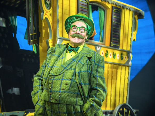 In Conversation With... Rufus Hound | Interview | The Wind in the Willows