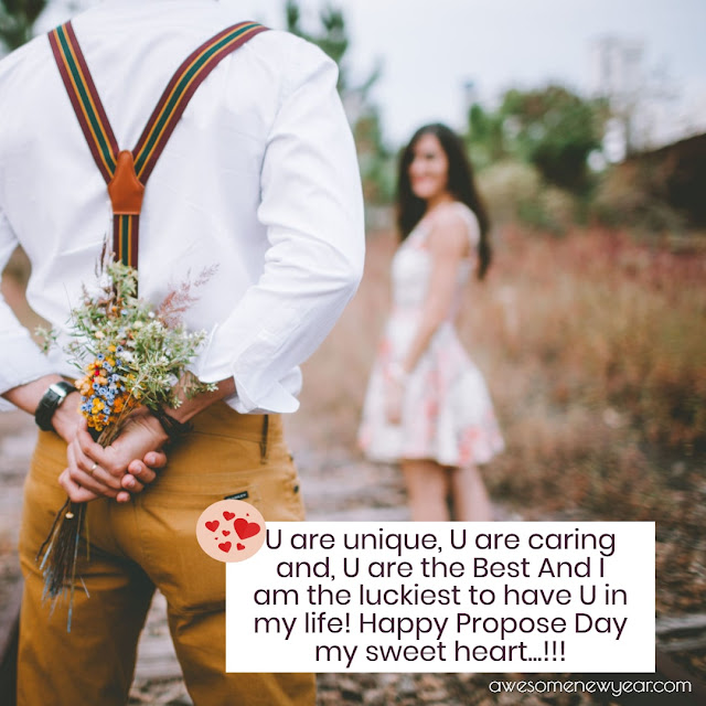Happy Propose Day 2019 Wishes