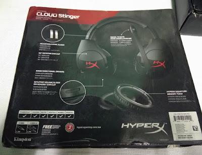 HyperX Cloud Stinger Review