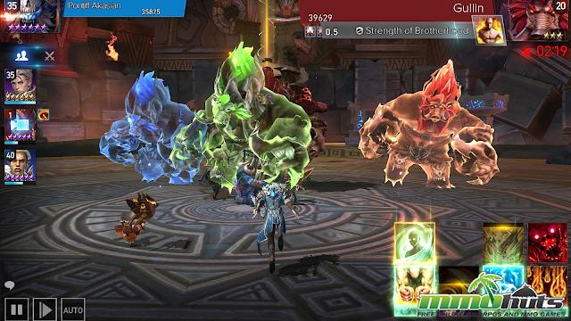 Screenshot de Legend of War