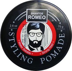 Pomade Shantos Romeo