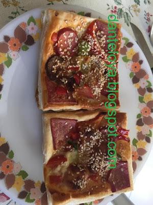 Milföy ile Kolay Pizza Nasıl Yapılır