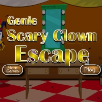 GenieFunGames Scary Clown…