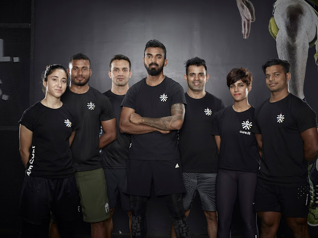 CULT.FIT signs up Indian cricketer K L Rahul as its Fitness Ambassador