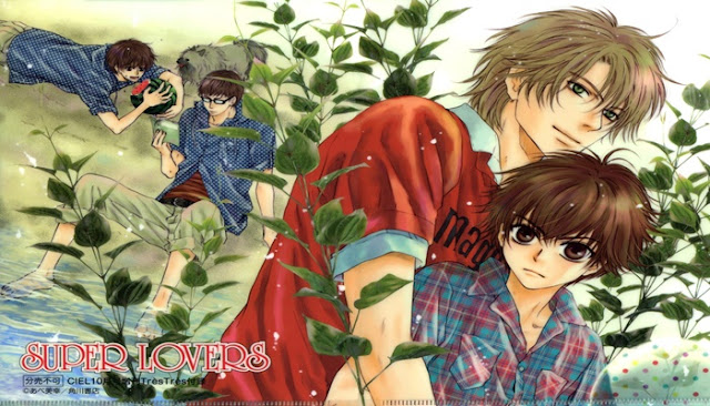 Download Super Lovers S2 Subtitle Indonesia [Batch]