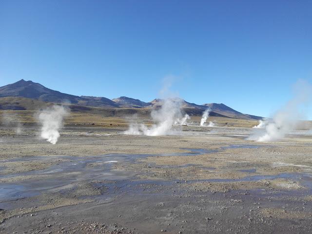 Géiseres del Tatio Atacama