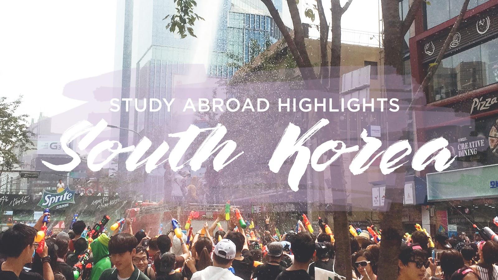 lavlilacs 2014 Korea Diary Study Abroad Highlights Video thumbnail