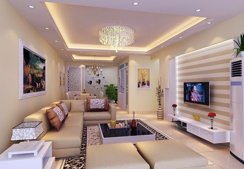 Creative Ceiling Architectural Design Ideas 11