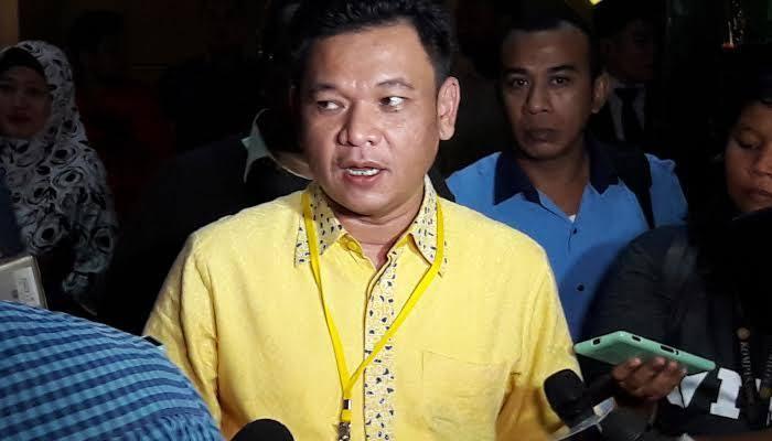 Juru bicara Tim Kampanye Nasional (TKN) Jokowi-Amin, Ace Hasan Syadzily