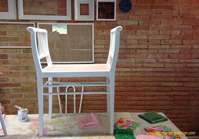 Casa la iaia: taller de decoupage