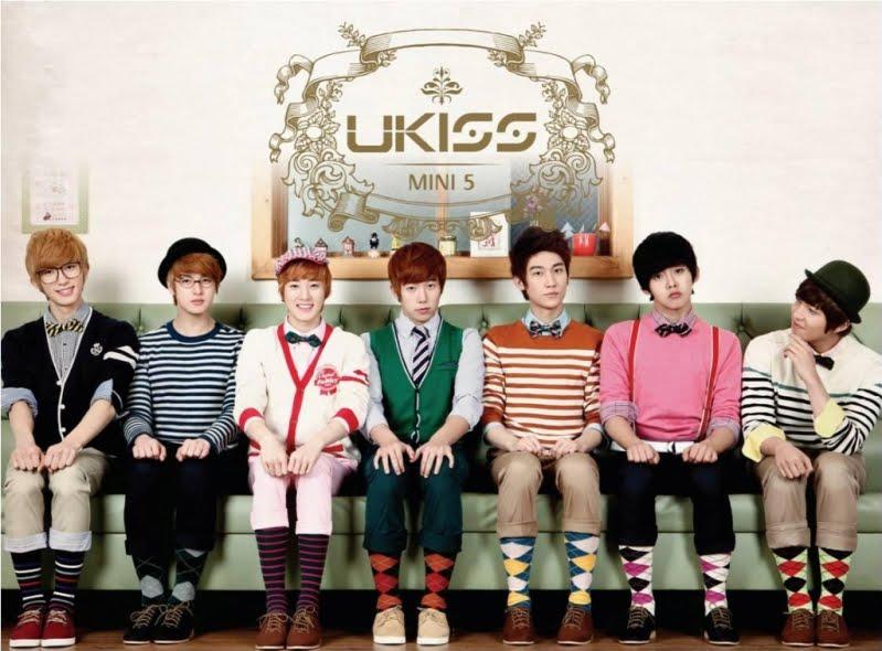 U Kiss Members Names Kiss Kiss Kpop ...