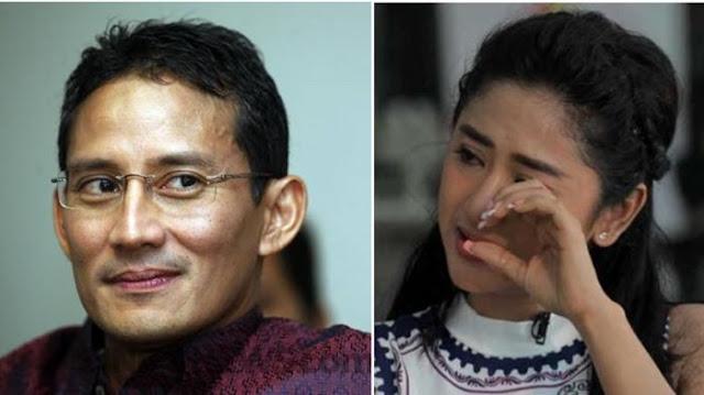 Dewi Persik Tolak Permintaan Sandiaga Uno Jadi Duta Lalu Lintas, Ingat Pengakuan Penyanyi Danggut Ini Waktu Dibali Diapain.....
