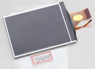 Jual LCD Nikon D3000