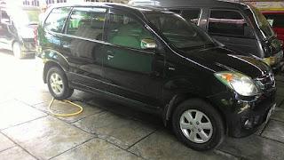 Mobil Toyota Avanza 1.3 G th 2010 plat D, pajak bulan desember 2016. Mesin sehat,ban tebal, ac dingin, harga 113jt nego tampak samping