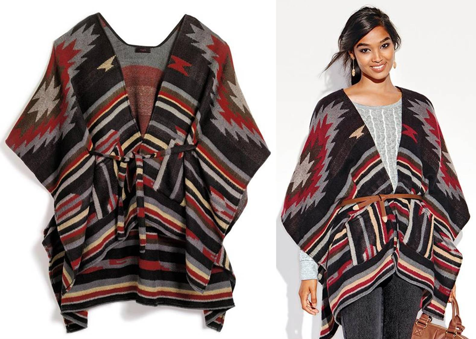 Erica S Fashion Amp Beauty Trending Winter Capes Wraps